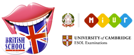 Logo British School Italia