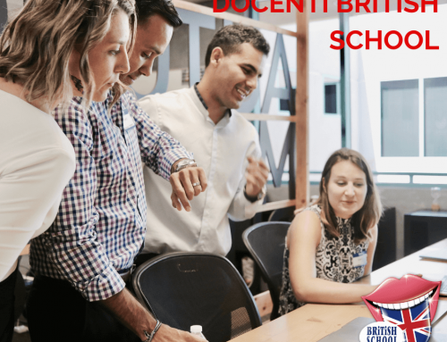 DOCENTI MADRELINGUA BRITISH SCHOOL