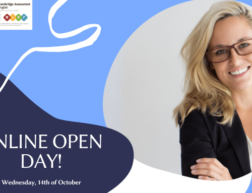 Online Open Day!